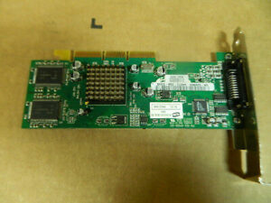 ATI AGP DVI Video Card E-G012-01-3614 (B)